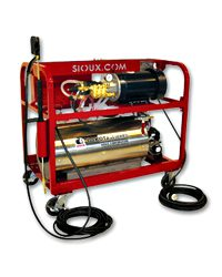 Combination Hot Water Pressure Washers & Steam Cleaners